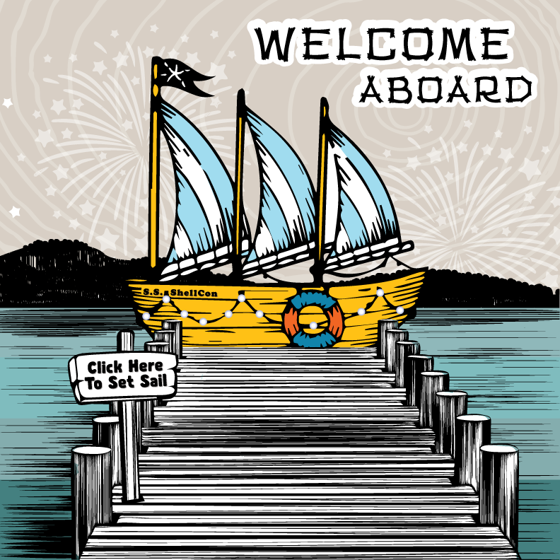 Welcome aboard. Click here to set sail